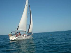Barca a Vela Villanova