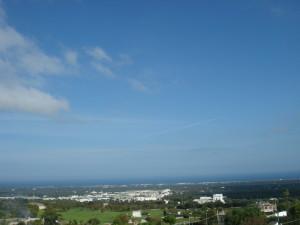 Marina di Ostuni vista dal viale Panoramico