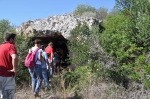 Villaggio rupestre Lamacornola