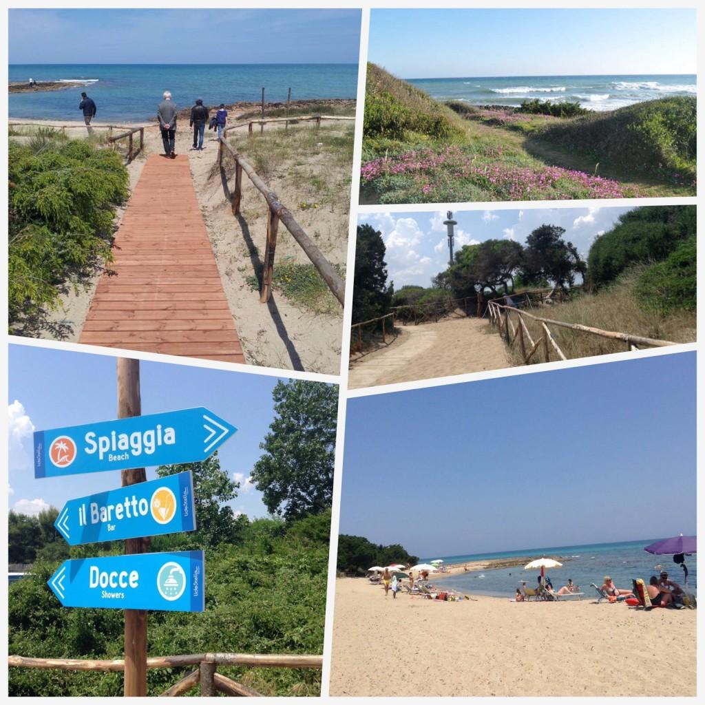 Le Spiagge del Parco Naturale Delle Dune Costiere