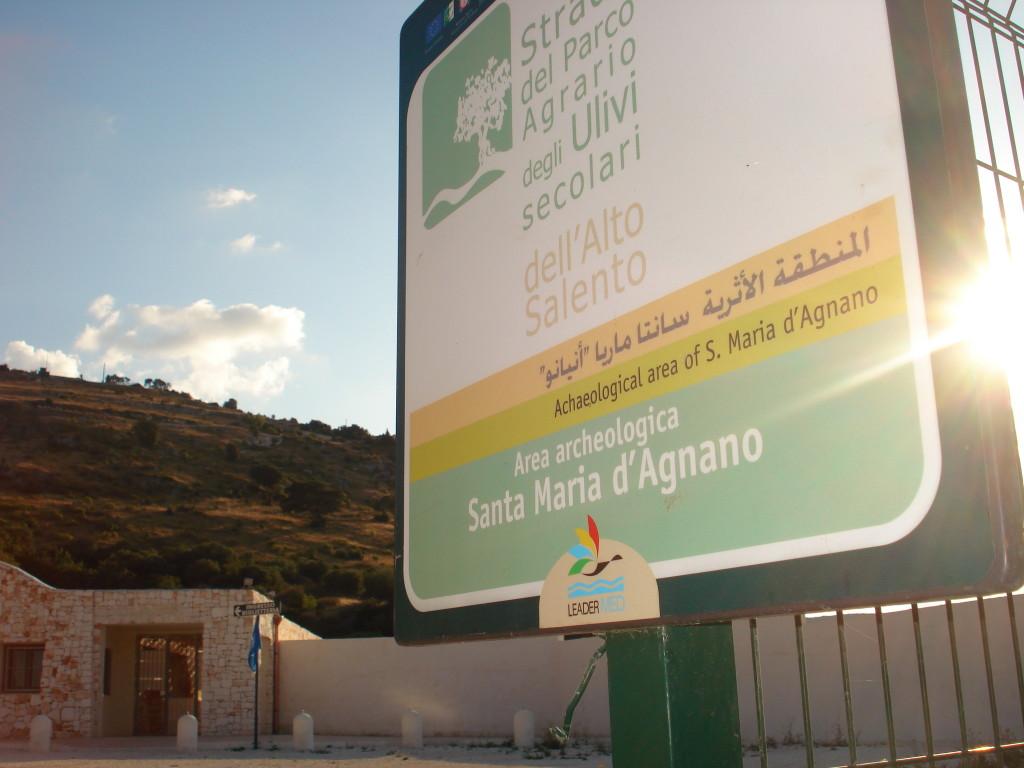 Parco di Santa Maria di Agnano a Ostuni