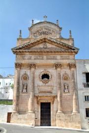 Chiesa Madonna del Carmine Ostuni