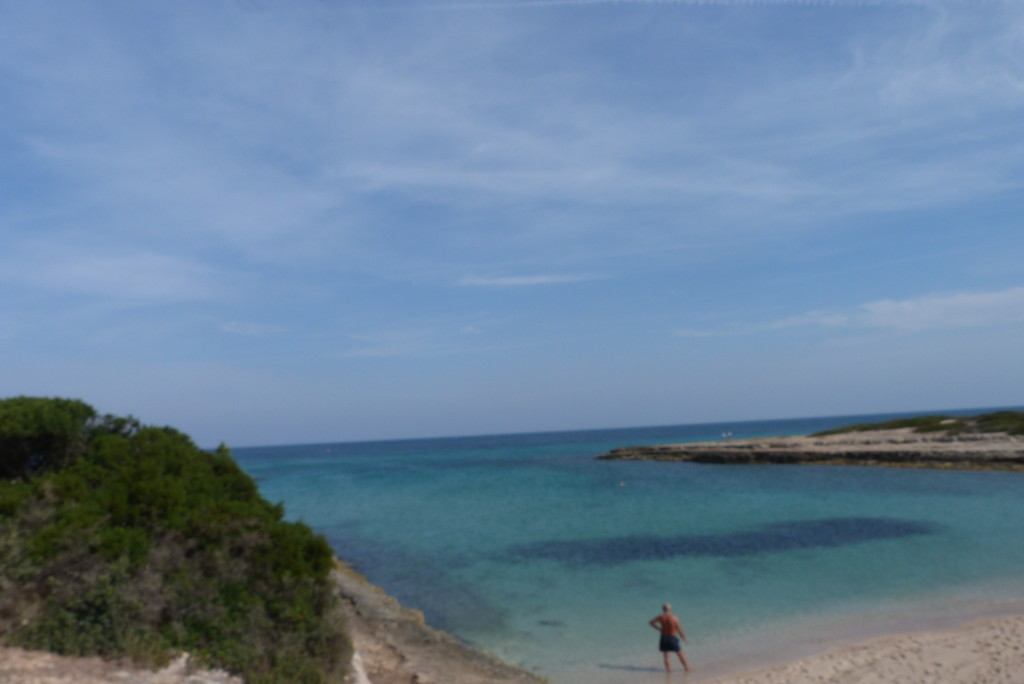 Spiaggia Santa Lucia Ostuni