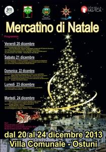 Mercatino di Natale a Ostuni
