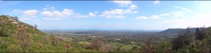 Panorama colli Ostuni
