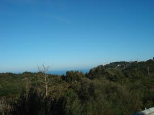il mare e la collina