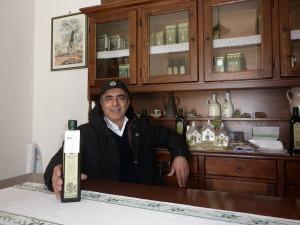 Corrado Rodio parla del suo Olio Extra Vergine di Oliva