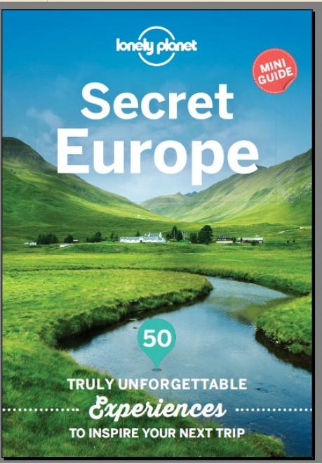 Guida Europa Segreta Lonely Planet