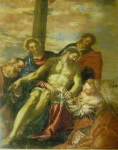 La Deposizione di Paolo Veronese.