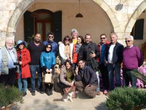 Brindisi Ostuni Press Tour giornalisti stranieri Masseria Asciano
