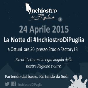 La notte di Inchiostro di Puglia Ostuni