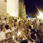 Brindisi, Ostuni, cena bianca street band