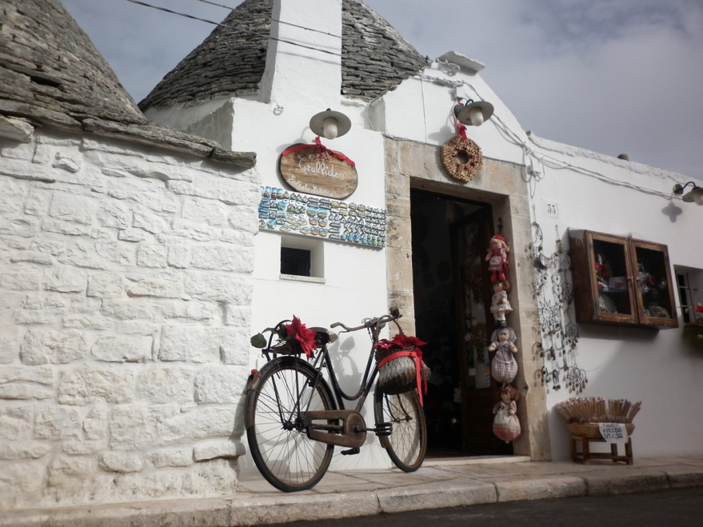 Trullo ad Alberobello